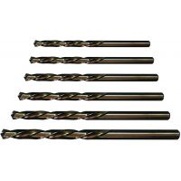 Свредла за метал Raider кобалтови комплект 6 бр. HSS-CO ( 2,3,4,5,6,8)