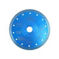 Диамантен диск за сухо и мокро рязане на гранит,керамика, порцелан и твърди материали R & K Premium/180x10x 25.4-22.2 mm, професионален/