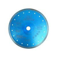 Диамантен диск за сухо и мокро рязане на гранит,керамика, порцелан и твърди материали R & K Premium/250x10x 25.4-22.3 mm, професионален/