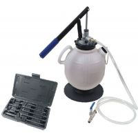 Ръчна помпа с 8 адаптера за пълнене на масло за скоростна кутия , Gama 027-0601