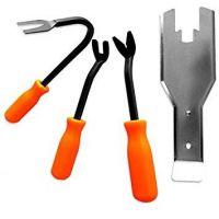 Комплект инструменти за демонтаж на тапицерии на автомобилни врати 4 части, Gama 211-0050