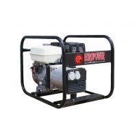 Бензинов монофазен генератор Europower GX270VSP/230V/