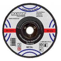 Диск за метал Raider 180mm