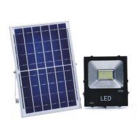 Соларно-акумулаторен прожектор 30 W LED