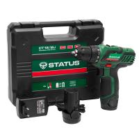 Акумулаторен винтоверт STATUS CT12-2Li / 12 V , 2x1.5 Аh батерия, куфар, зарядно/