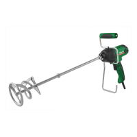 Електрически миксер Status MX1000 / 850 W, 0‐600об/мин /