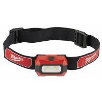 LED лампа за глава/ челник Milwaukee HL-LED /300 lm, без батерии/