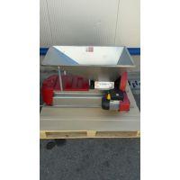 Мелачка за плодове с отделяне на костилките - неръждаема / 1000 кг/час; Монофазнa /