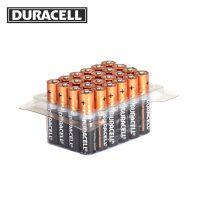 Батерии DURACELL AA x 24 броя, DURACELL OEM