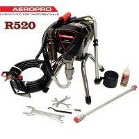 Машина за безвъздушно боядисване AEROPRO R520 / 3,2 л./мин. ; 2.2 kW /
