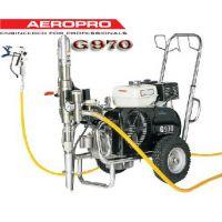 Машина за безвъздушно шпакловане и боядисване AEROPRO G970