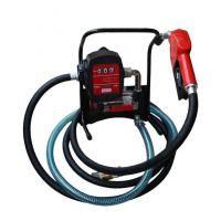 Система за изпомпване на гориво PO-1 CPN /230 V , напор 10 м , дебит 40л/мин, комплект с маркуч и пистолет/