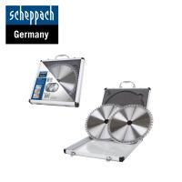 Комплект циркулярни дискове 2 броя / Scheppach 7901200714 / диаметър 254 мм