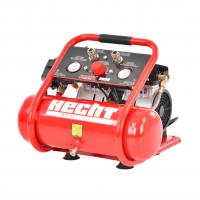 Безмаслен монофазен портативен компресор Hecht 2808, 500 W, 105 л/мин, 8 бара, 6 л