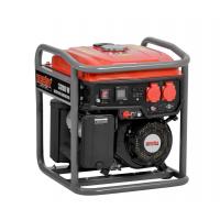 Инверторен монофазен бензинов генератор HECHT IG 3600, 3200 W, 12 V, 2xUSB