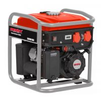 Инверторен монофазен бензинов генератор HECHT IG 3600  / 3200 W /, 12V, 2x USB