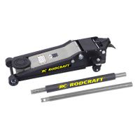 Хидравличен крик нископрофилен Rodcraft RH315 /тип крокодил, 3 тона, 75 - 505 мм/