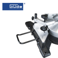 Настолен комбиниран циркуляр GÜDE TKGS 254 / 2050W, Ø 250 мм  /