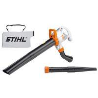 Въздуходувка-прахосмукачка електрическа Stihl SHE 71 /1,1 kW, 45 l/