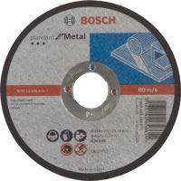 Диск за рязане, прав, Standard for Inox, Bosch, A 30 S BF, 115 mm, 22,23 mm, 2,5 mm, комплект 25 броя