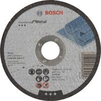 Диск за рязане, прав, Standard for Inox, Bosch, A 30 S BF, 125 mm, 22,23 mm, 2,5 mm, комплект 25 броя