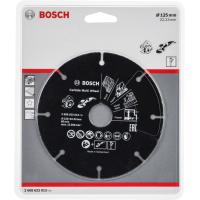 Карбиден отрезен мултидиск, Bosch, 125 mm