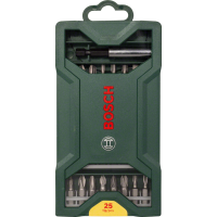 Mini-X-Line битове Bosch, комплект, 25 части