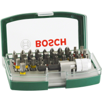Битове с цветово кодиране Bosch /комплект 32 части/