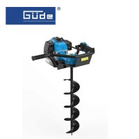 Моторен свредел за дупки в земята GÜDE GE 2200/ 2.2kW, 52 cm³ /