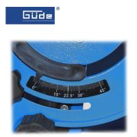 Стационарен циркуляр GÜDE GTK 2100 / 1200 W , 90°= 60 мм / 45°= 35 мм /