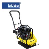 Моторна виброплоча GÜDE GRP 60  / 5,5 HP, 68кг., 12KN, 510 x 370 мм/