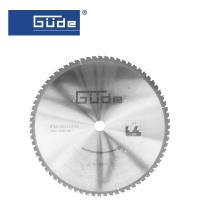 Метален циркулярен диск GÜDE 40539/ 355 мм,  72 зъба/