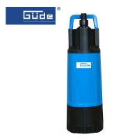 Потопяема помпа за вода GÜDE GDT 1200 / 1200 W, 12 м /