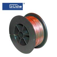 Заваръчна тел GÜDE 02702/ 0.6 мм, 5 кг/