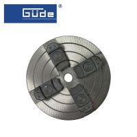 Четиричелюстен патронник за струг с независимо регулиране (планшайба) GÜDE 11423