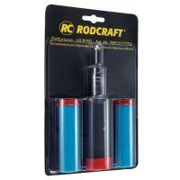 Шприц за грес Rodcraft 8050 /2 бр. пълнители/