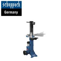 Хидравлична машина за цепене на дърва Scheppach HL710 / 230 V, 2.7 kW , 7 т /
