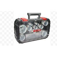 Комплект BiM биметални боркорони Bosch  Progressor / 11 части, 25-86мм. дълбочина 44 мм. /