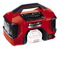 Хибриден компресор Einhell PRESSITO - Solo Power X-Change  220V/ 18V (без батерия и зарядно)