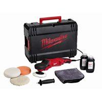 Комплект полираща машина Milwaukee AP14-2 200E/ 1450 W, 200 mm, куфар и аксесоари/