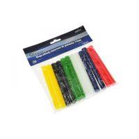 Силиконови пръчки Geko G20115 /цветни, 11 мм, 12 бр /