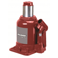 """Крик хидравличен нископрофилен тип """"бутилка"""" Raider  RD-HB20L / 20 тона /"""