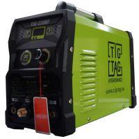 Аргонов апарат TIG TAG  TIG220BF  / 220A с допълнителна функция електрожен /