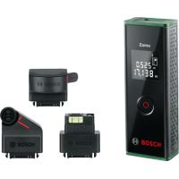 Лазерна ролетка Bosch ZAMO 3 с комплект приставки  за измерване  / 20м /