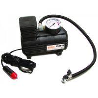 Компресор 12V за помпане на гуми с манометър Gadget