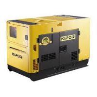 Дизелов генератор-обезшумен Kipor KDE-20SS3 / 13.6 kW , AVR /
