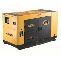 Дизелов генератор-обезшумен Kipor KDE-75SS3 / 49.6 kW , AVR / трифазен