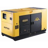 Дизелов генератор-обезшумен Kipor KDE-100SS3