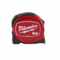 Ролетка Milwaukee Slimline / 8 м, 25 мм /