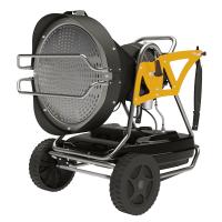 Дизелов инфрачервен отоплител MASTER XL 91 /2 степени на работа, 29-43 kW/